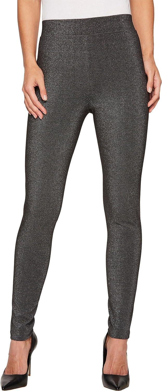 6d4b006c0d8c2 Vince Camuto Womens Metallic Ponte Leggings at Amazon Women's Clothing  store: