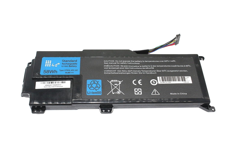 4d laptop battery for dell xps 14z 14z l412x 14z l412z amazon in rh amazon  in dell xps 14z manual dell xps 14z manual pdf