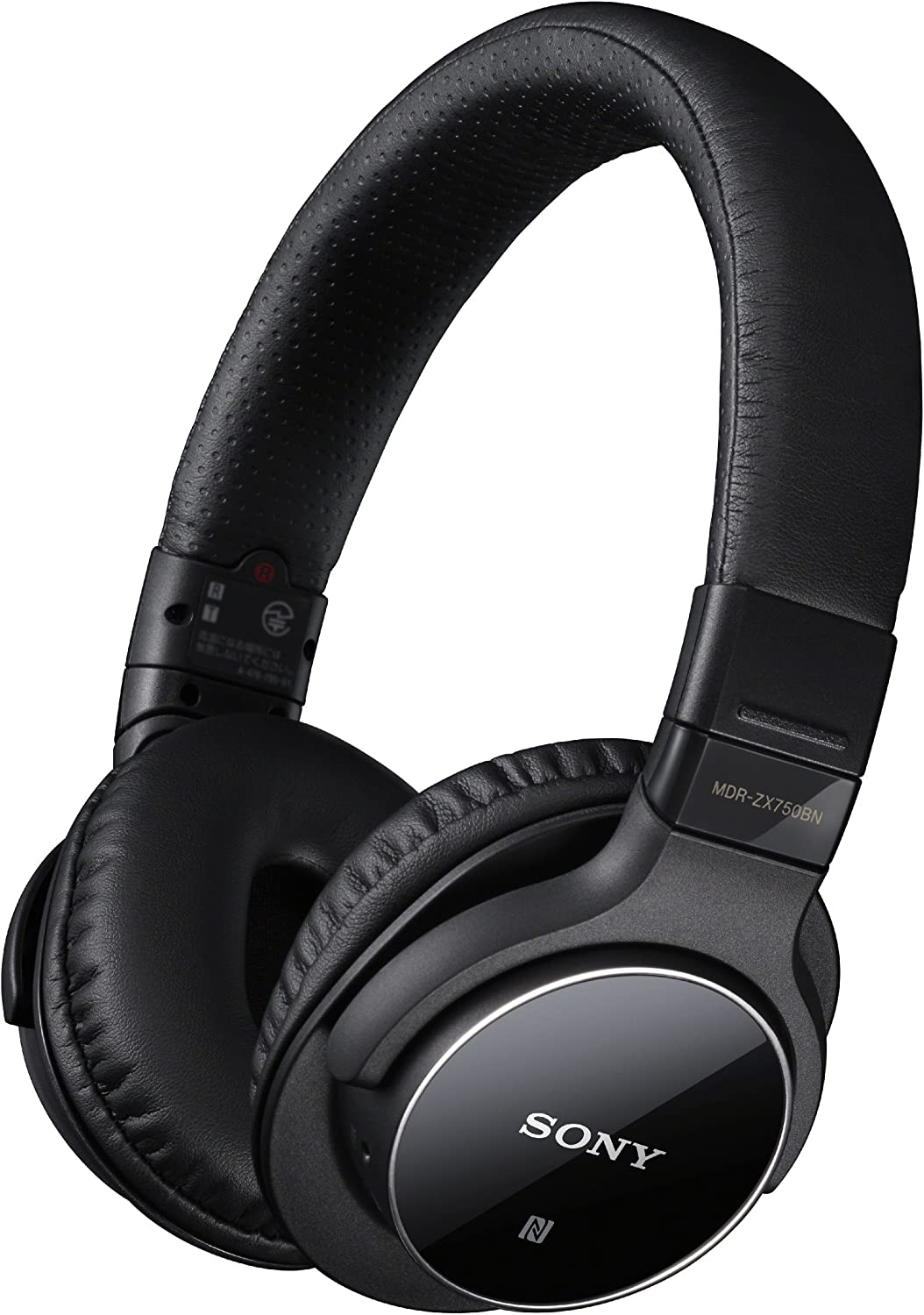 Amazon Com Sony Mdrzx750bn Bluetooth And Noise Cancelling Headset Home Audio Theater
