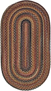 product image for Capel Kill Devil Hill Multi Rug Rug Size: Oval 7' x 9'
