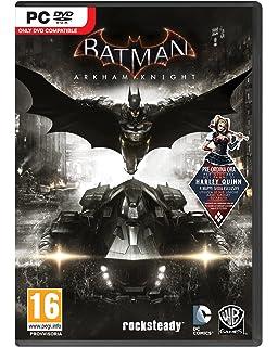 Batman: Arkham City - Game Of The Year Edition [Importación ...
