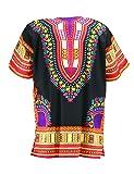 KlubKool Dashiki Shirt Tribal African Caftan Boho