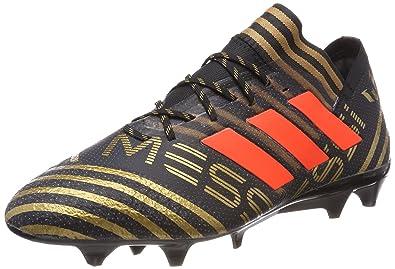 timeless design 304b3 0214f adidas Nemeziz Messi 17.1 FG, Chaussures de Football Homme, Noir (Core Black