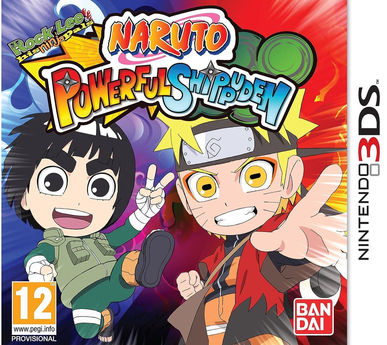 Naruto: Powerful Shippuden [Importación Inglesa]: Amazon.es ...