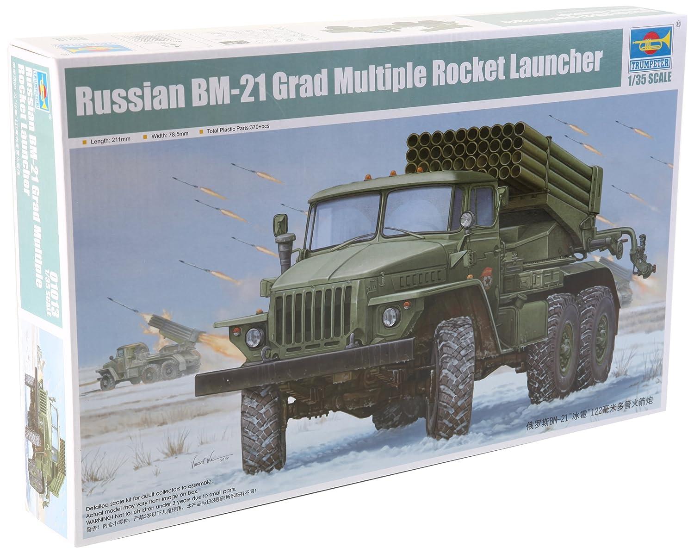 35/ Trumpeter 1 /Russian BM 21/Grad Early