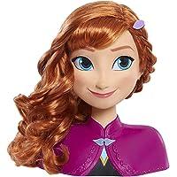 Disney Princesses Anna - Cabeza de peluquería
