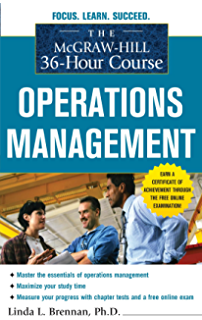 Amazon operations management ebook william j stevenson kindle the mcgraw hill 36 hour course operations management mcgraw hill 36 fandeluxe Images