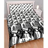 Star Wars Episode VII Awaken Double Duvet Cover and Pillowcase Set