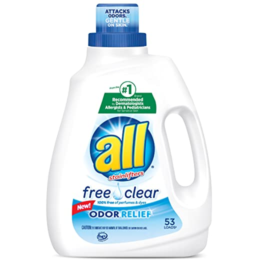 All Liquid Laundry Detergent, 94.5 Fluid Ounce