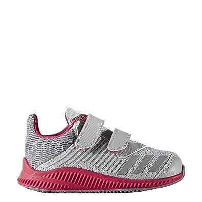 uk availability 9b958 d2003 adidas Fortarun CF I, Pantofole Unisex-Bimbi, Grigio (Gris(Gridos