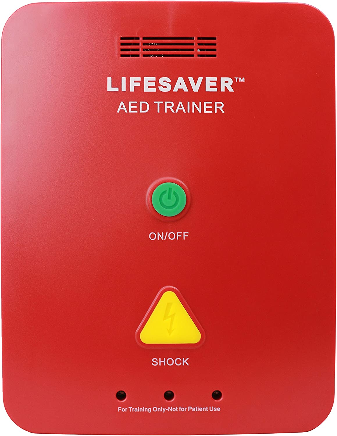 CPR Savers Lifesaver AED Trainer (Training Device for CPR and Defibrillators) (1)