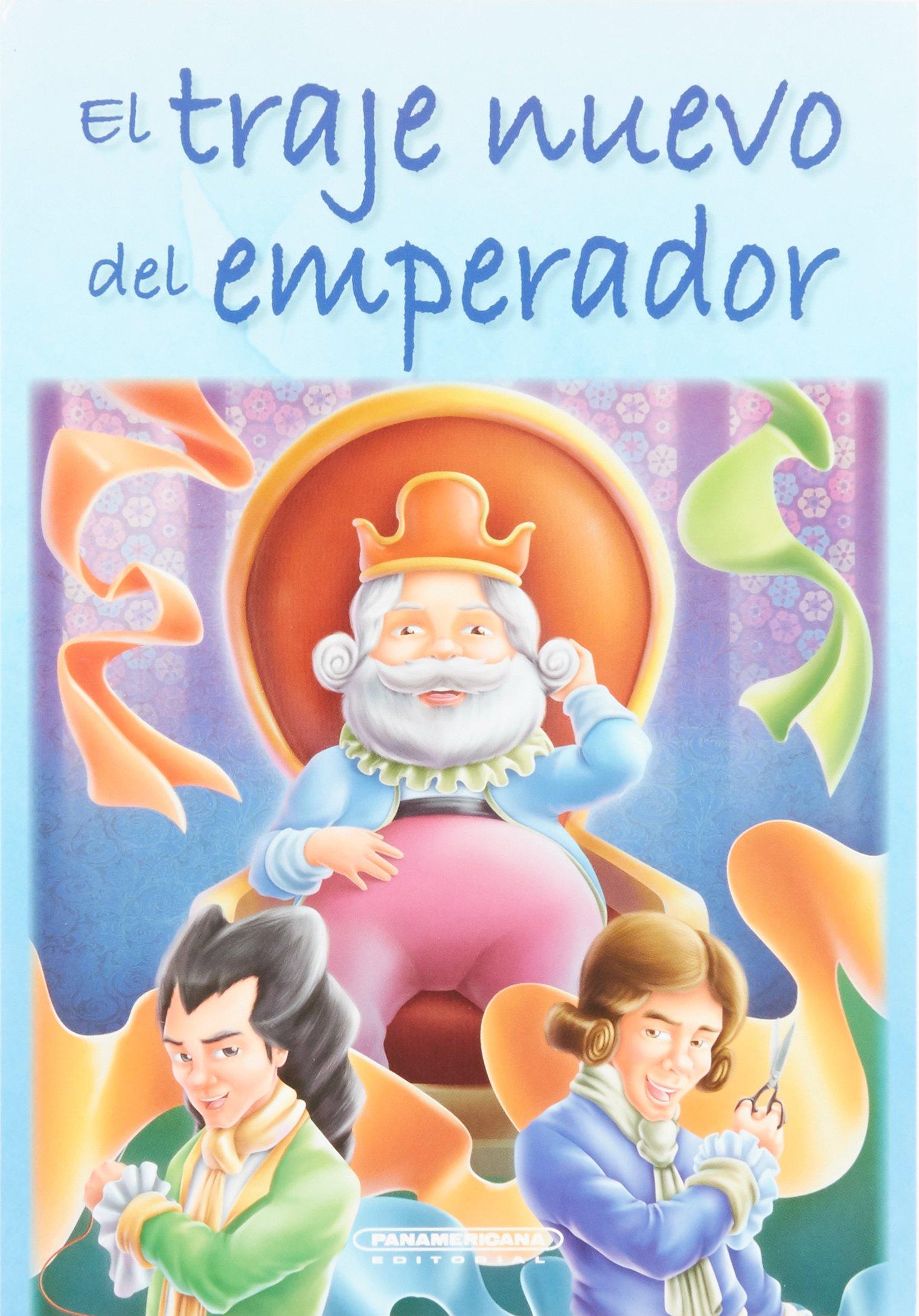 El Traje Nuevo Del Emperador: Varios: 9789583039249: Amazon ...