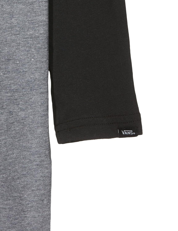 Vans_Apparel Focus Raglan Camiseta para Niños: Amazon.es: Ropa y ...