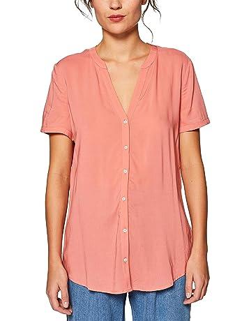 85cc9f1f994 Amazon.es: Blusas y camisas - Camisetas, tops y blusas: Ropa