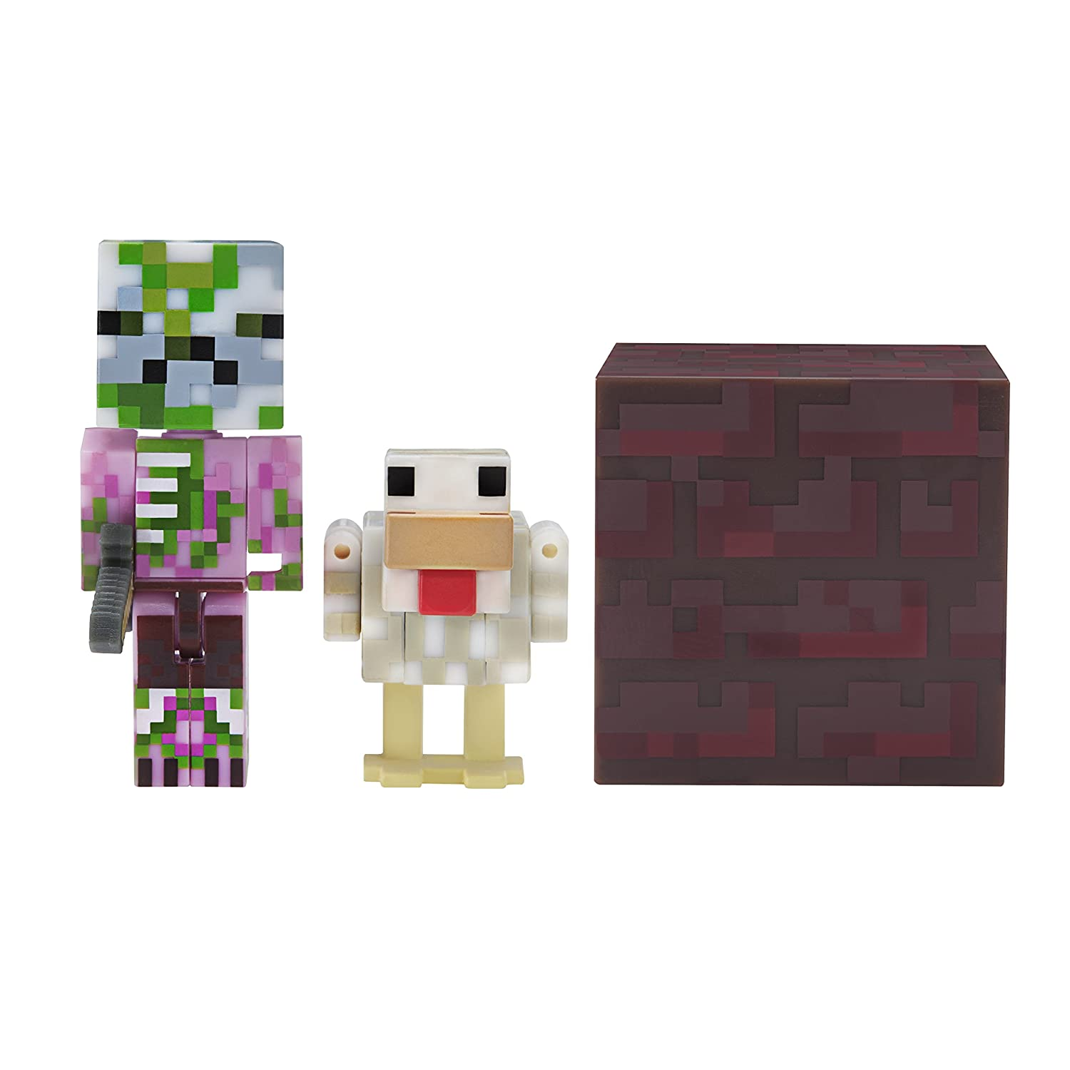Color Minecraft Figure Pack Magma Cube 19972