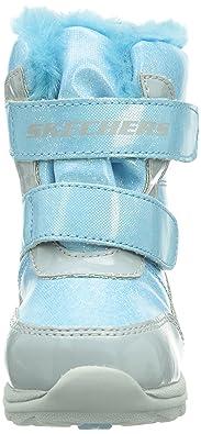 Skechers, Stivali altezza metà polpaccio con doppia chiusura
