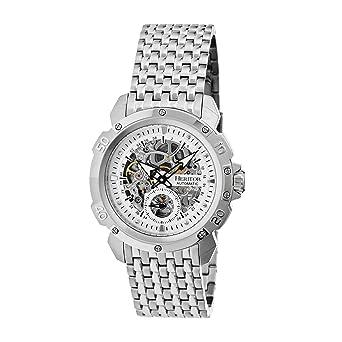 314d2992a Amazon.com: Heritor Men's HERHR2501 Carter Stainless Steel Watch ...