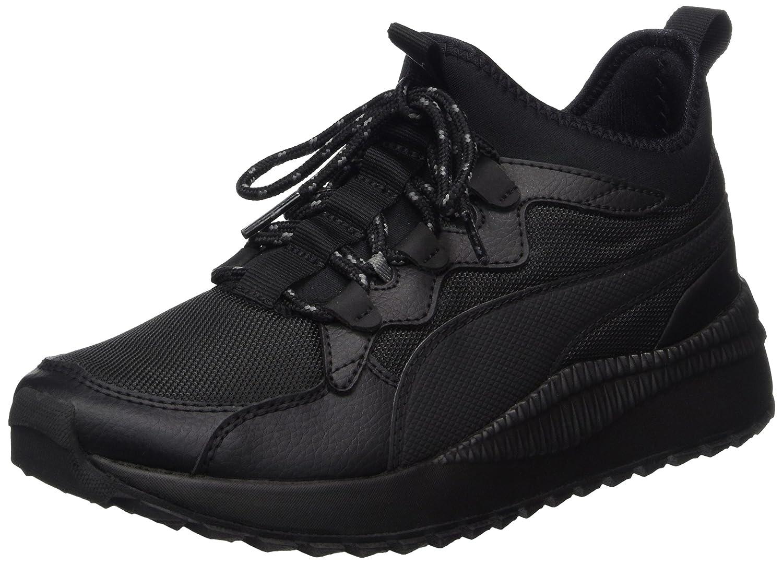 Puma Pacer Next Mid SB, Zapatillas Altas Unisex Adulto 40.5 EU|Negro (Black-black)