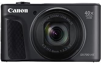 Canon コンパクトデジタルカメラ PowerShot SX730