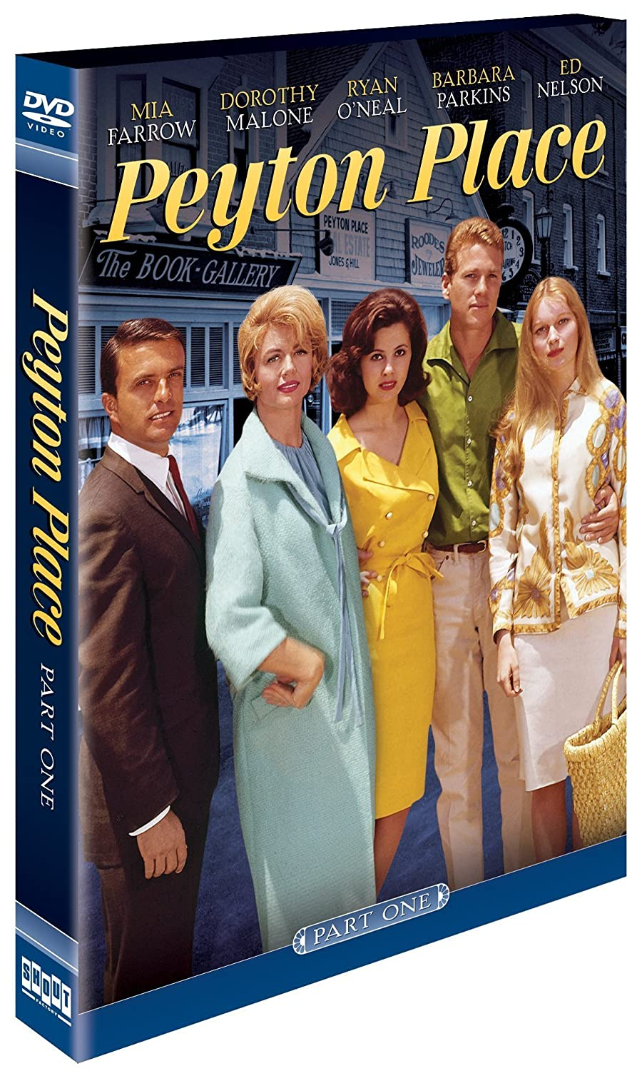 Amazon com: Peyton Place: Part One: Dorothy Malone, Warner Anderson