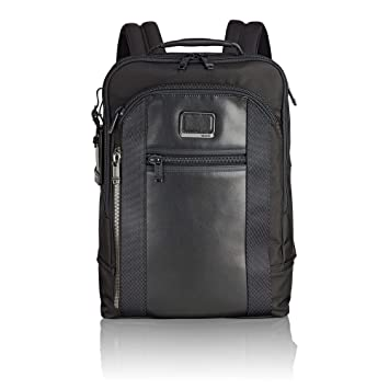848ee147cf02 Amazon.com | TUMI - Alpha Bravo Davis Laptop Backpack - 15 Inch Computer Bag  for Men and Women - Black | Casual Daypacks