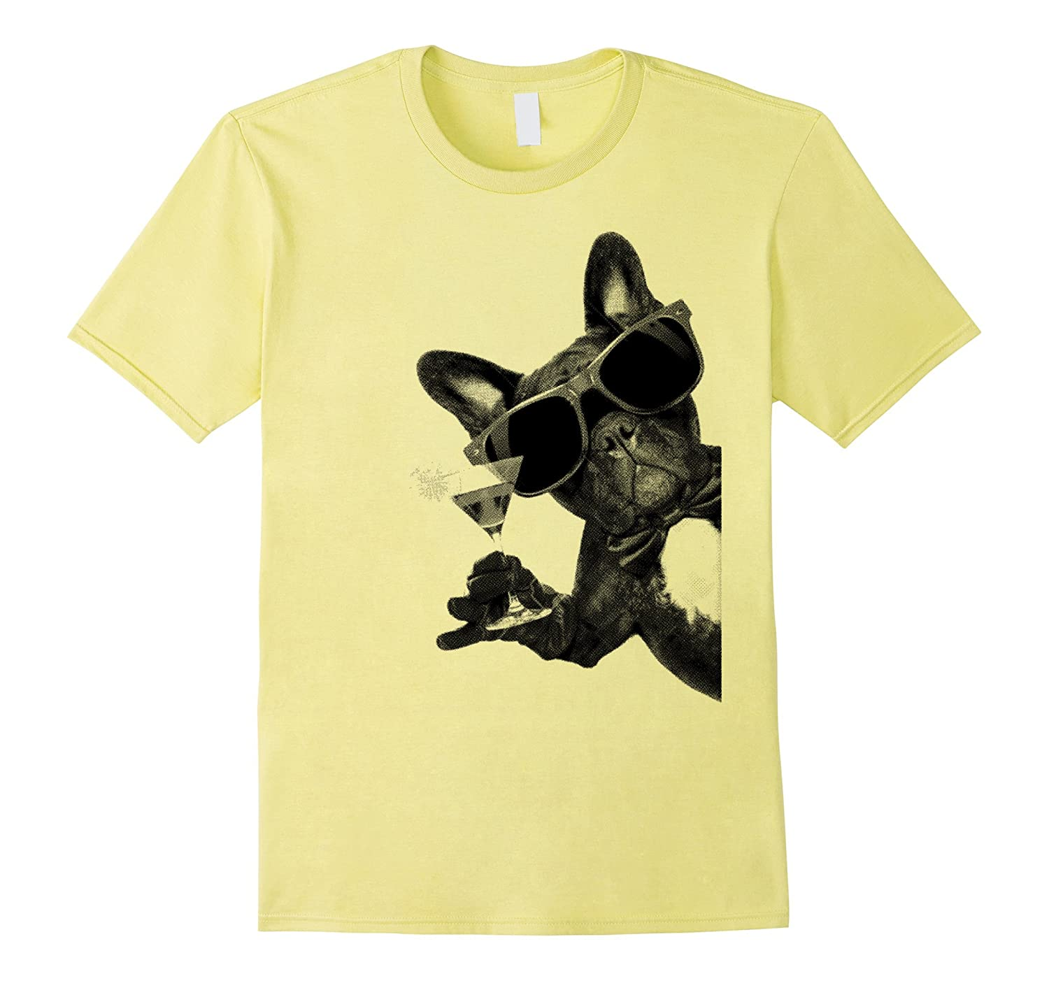 b8fc6d40e Pet French Bulldog T-Shirt-CL – Colamaga