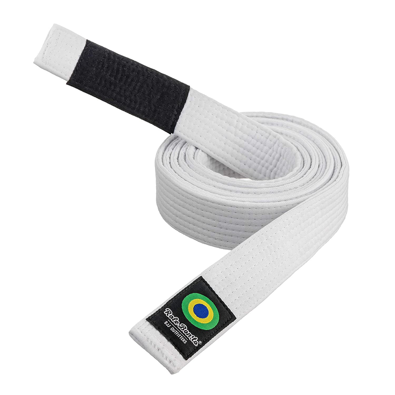 Role Bonito Cintur/ón Blanco de Jiu-Jitsu Brasile/ño BJJ