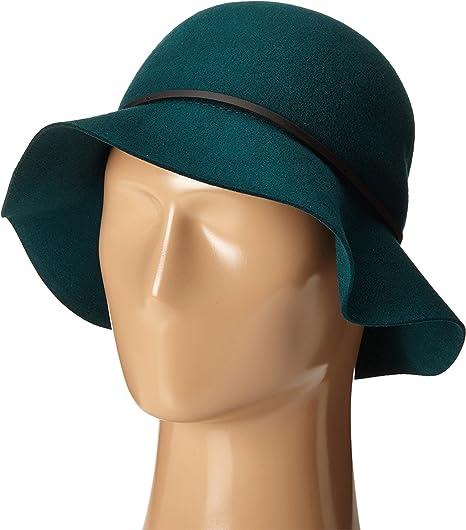 7bf8070f0a514 Goorin Bros. Women s Mrs. Blanc Wool Felt Cloche Hat at Amazon ...