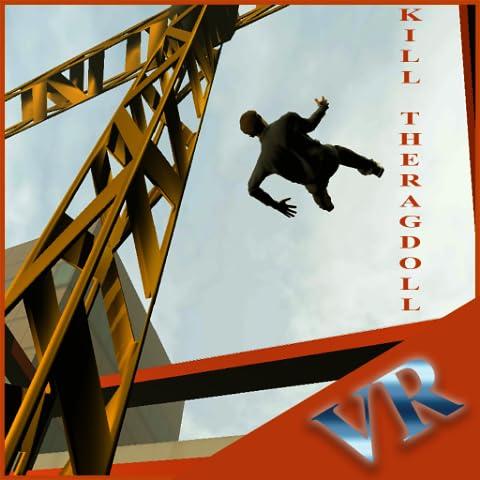 Kill The Ragdoll Stickman VR (Great Little War Game 2)