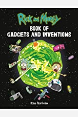 Rick and Morty Book of Gadgets and Inventions Kindle Edition