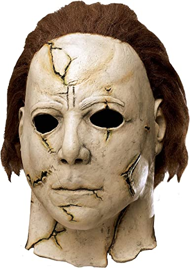 Halloween Rob Zombie Michael Myers Mask Vs Halloween 2020 Michael Myers Mask Amazon.com: Fun World Rob Zombie's Halloween: Michael Myers Adult