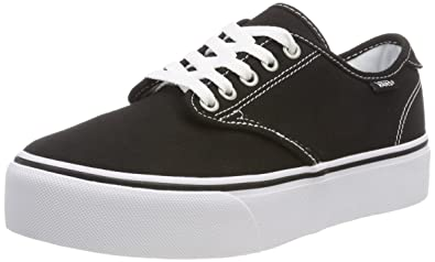 Chaussures Basses Vans Sneakers Platform Camden Femme fHqqBSw6
