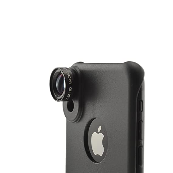 check out 669db da594 Amazon.com: DCkina Customized 2.8X HD Macro Lens for Apple iPhone X ...