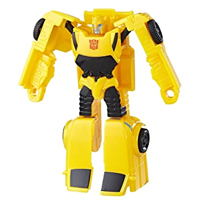 Transformers Authentics Bumblebee: Toys & Games