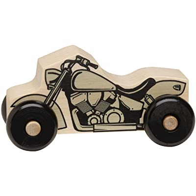 Scoots - Motorcycle - Made in USA: Toys & Games
