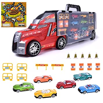 Hot Tow Truck Wheels Matchbox Cars Collections Boys Toys For Kids - Car show goody bag stuffers