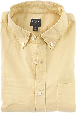 J Crew Factory Mens Regular /& Tall Slim Fit Oxford Shirt