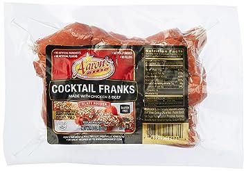 Cocktail Franks 8 Oz Amazoncom Grocery Gourmet Food