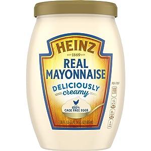 Heinz Mayonnaise, 30 oz