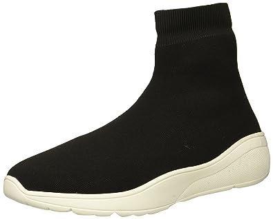 641dbb88fe1 Steve Madden Men s Fling Sneaker Black Black 7 D(M) US  Buy Online ...