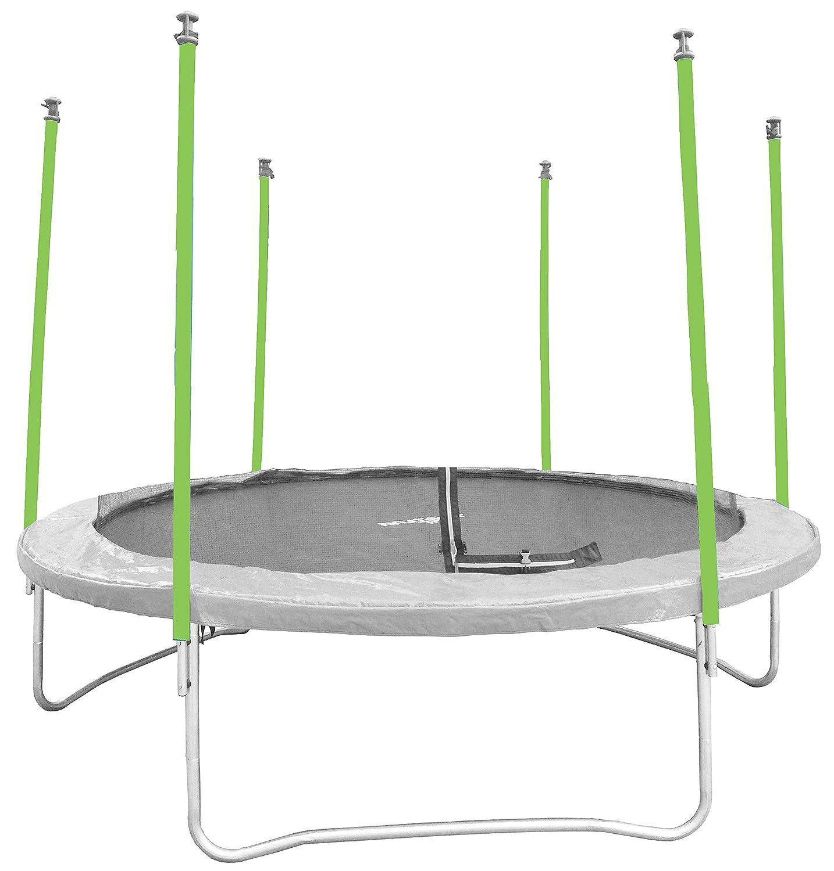 JUMP4FUN - Protecciones de Tubo para Cama elástica, Color Verde ...
