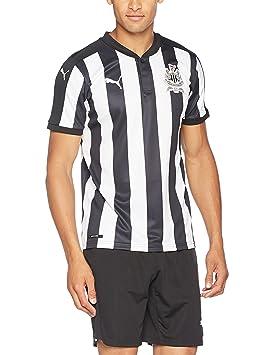 Réplica de Camiseta de fútbol Newcastle, Camiseta con Publicidad y Logotipo.: Amazon.es: Deportes y aire libre