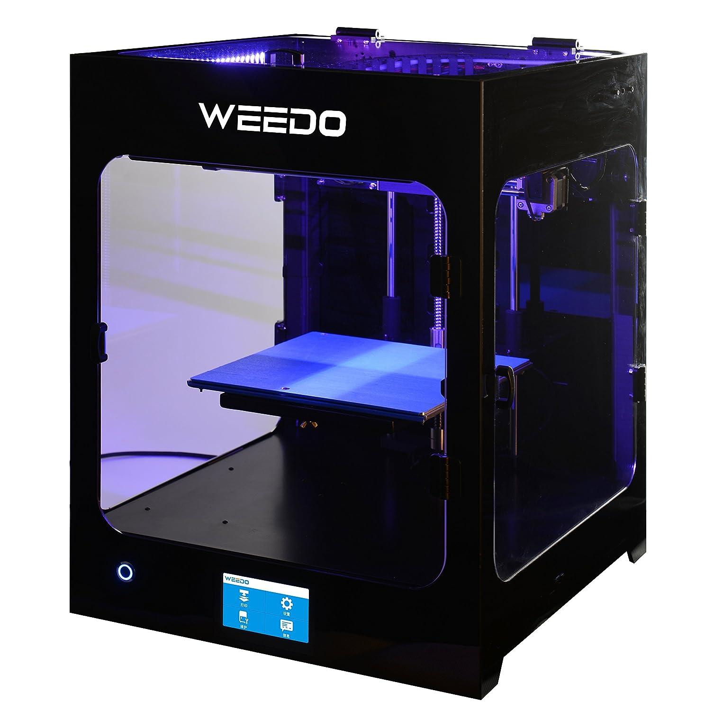 Weedo F290 impresora 3d de escritorio, doble Extrusora, compatible ...