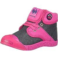 Bubble Gummers Granada Zapatos de Primeros Pasos para Bebé-Niñas