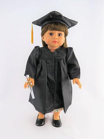 e3049682c38 Amazon.com  Black Graduation Cap