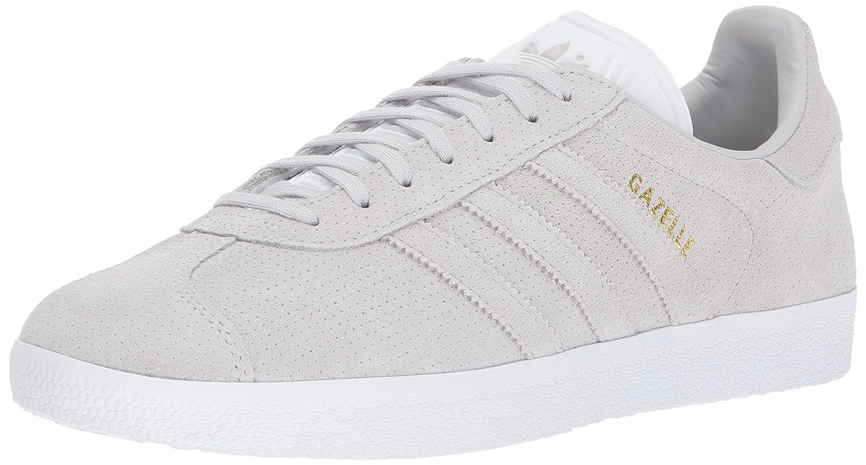 Adidas Originals Gazelle Turnschuhe,grau ONE grau ONE Metallic Gold,10.5 Medium US
