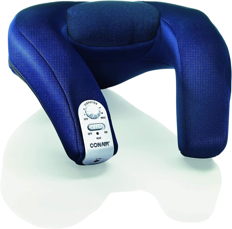 Conair Body Benefits Battery A/C Massaging Neck Rest with Heat