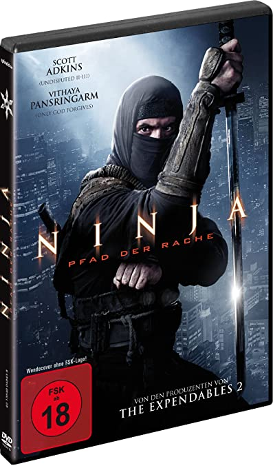 Ninja - Pfad der Rache [Alemania] [DVD]: Amazon.es: Scott ...