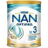 Nestlé NAN OPTIPRO Stage 3 Toddler Milk Formula, 1 year onwards, 800g