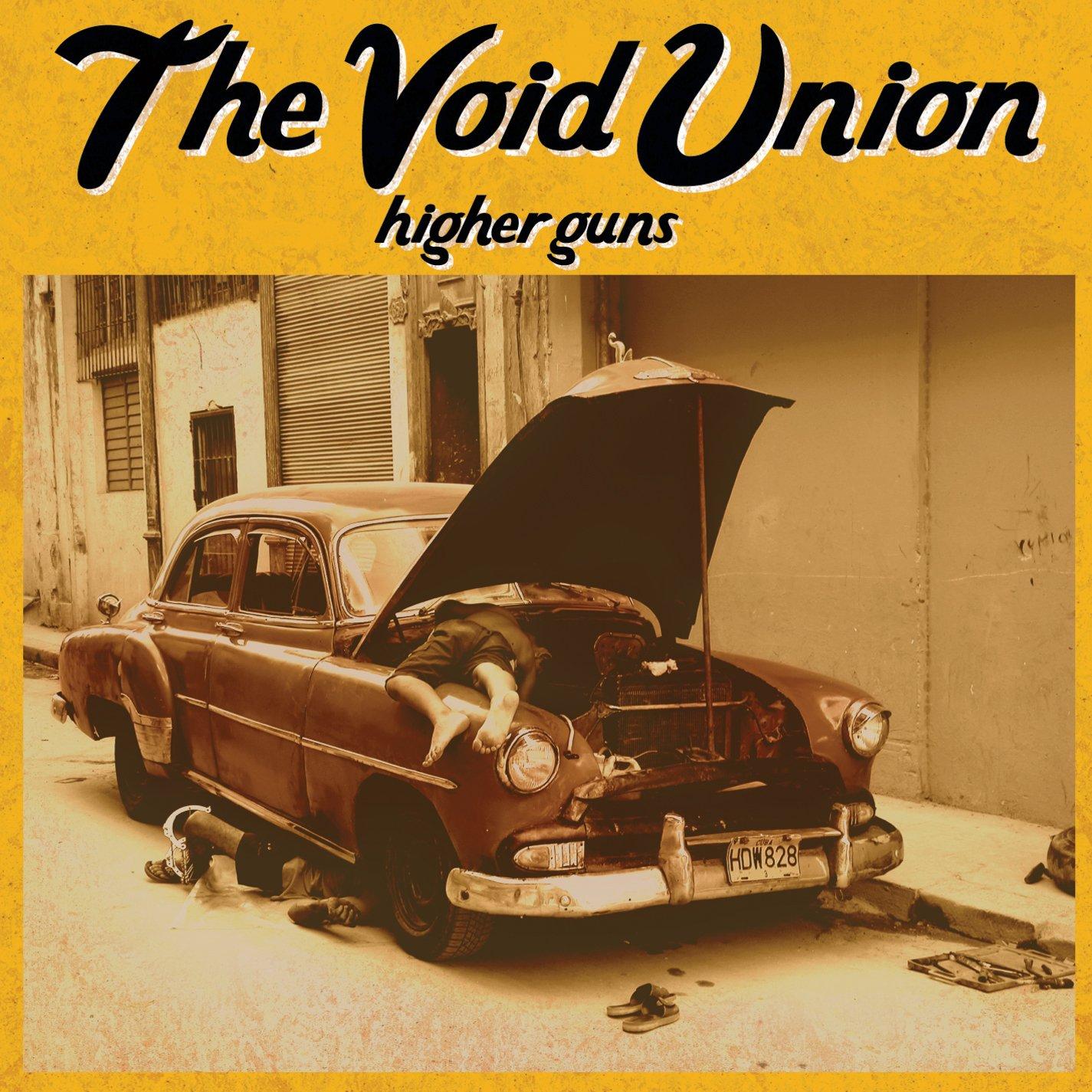 CD : Void Union - Higher Guns (CD)